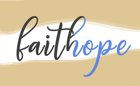 The Faith-Hope Substance