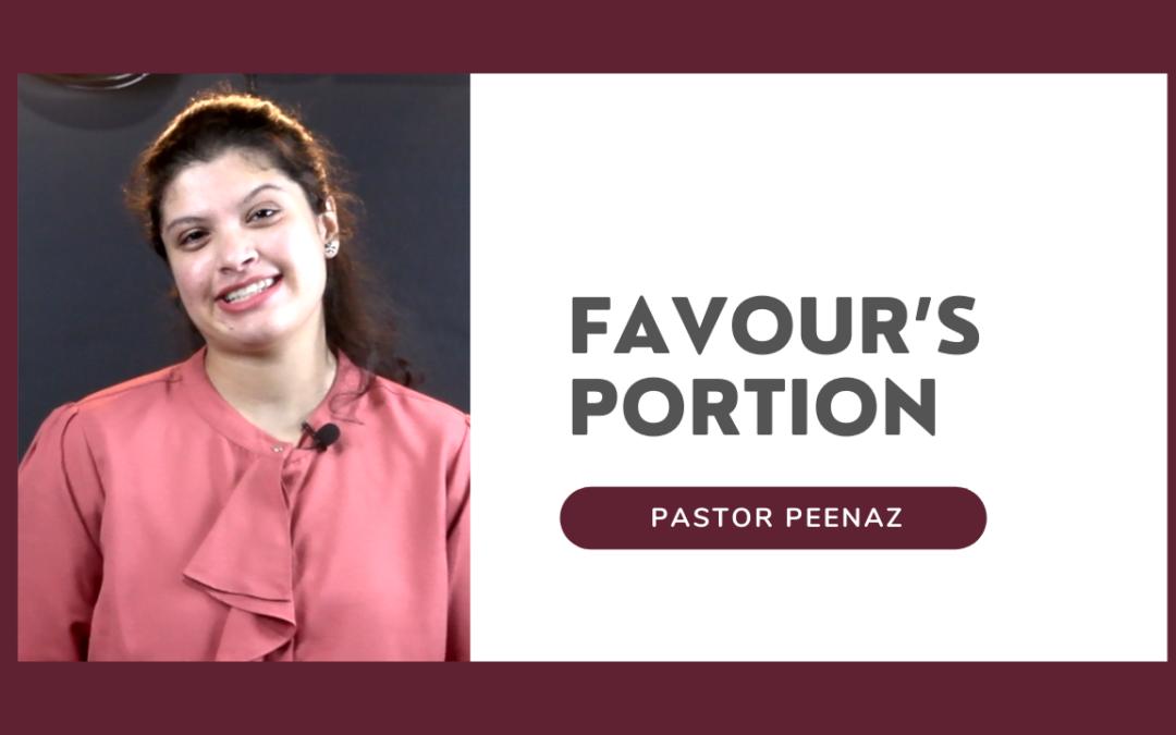 Favour's Portion