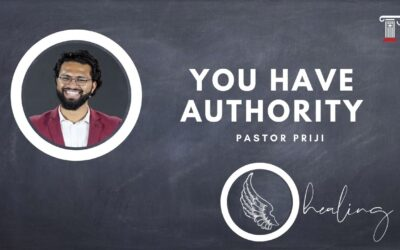 You Have Authority